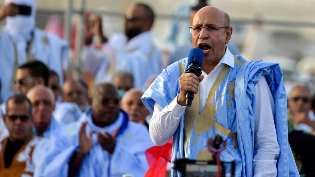 Convocation de l'ex-président Ould Aziz devant une commission en Mauritanie : Ghazouani marque son territoire