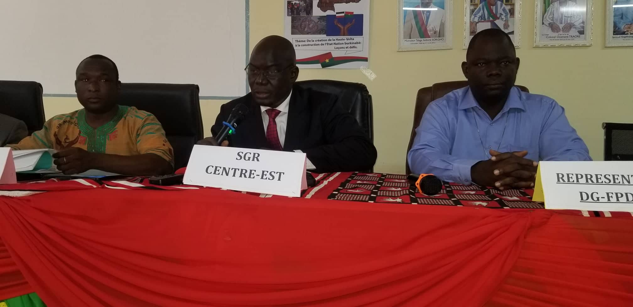 Région du Centre-Est: Près de 6 milliards de FCFA injectés par le FPDCT au profit des collectivités
