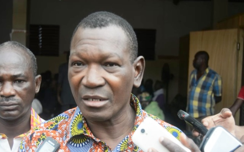 Achille Tapsoba 1er vice-président du CDP, après les sanctions au CDP: «Un membre gangrené doit être amputé»