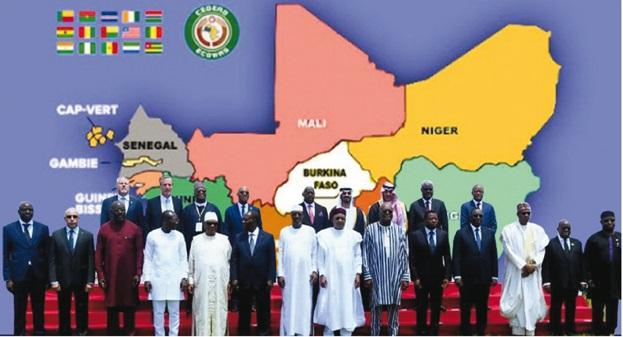 Sommet de la CEDEAO sur le terrorisme: Le G5-Sahel sous éteignoir, vive le G5-Sahel-côtier!