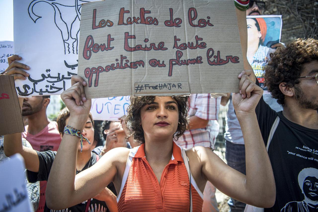 M6 gracie la journaliste Hajar Raissouni: Reste à expurger du code pénal ces articles moyenâgeux!