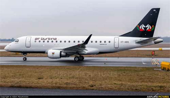 Air Burkina: la privatisation en marche!