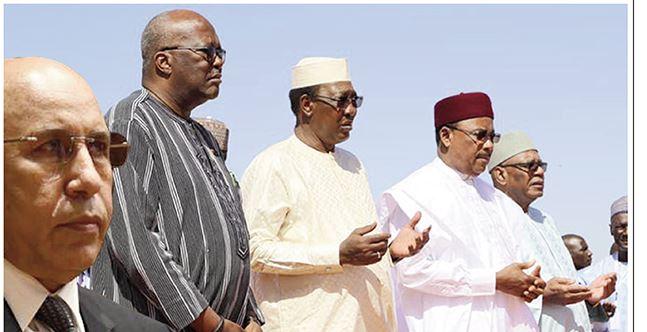 Sommet Farnce-G5-Sahel de Nouakchott: Second inventaire post-Pau: des embellies militaires et Yoyo politique et économique