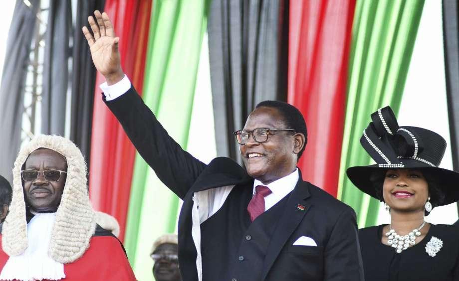 L'opposant Lazarus Chakwera prête serment au Malawi: Bravo à la Cour constitutionnelle pour son devoir d'ingratitude!