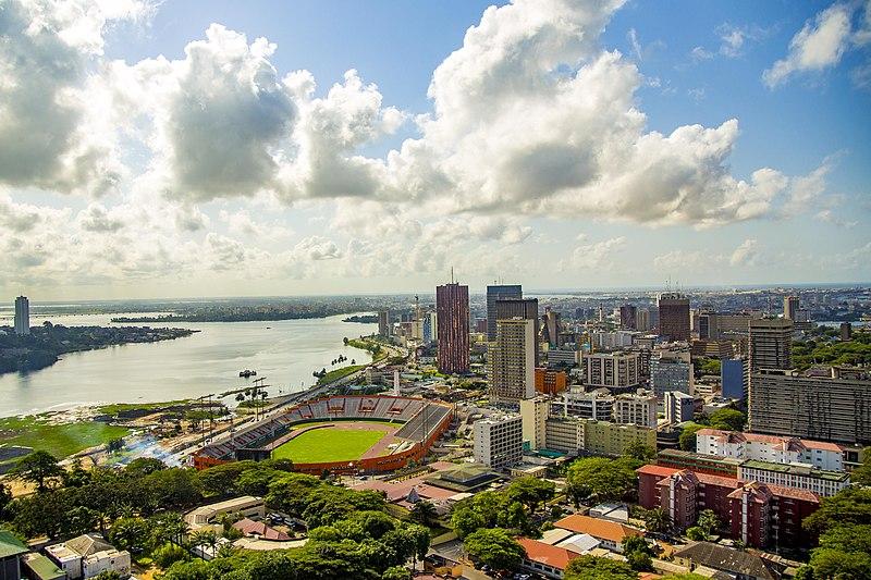 J-2 en Côte d'Ivoire: Abidjan est en apnée!