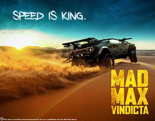 Mad Max Fan Art 1