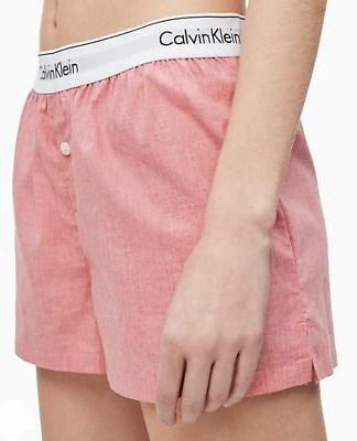 Calvin Klein sleep shorts