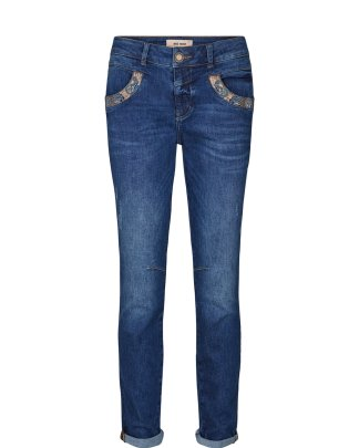 Naomi Paisley jeans