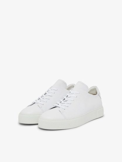 J.LIndeberg Low top leather sneakers