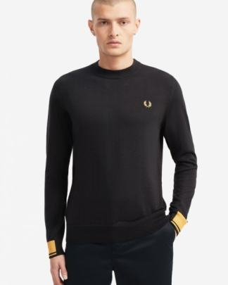 Fred Perry Abstract crew