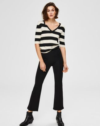Selected femme caro ankle pants