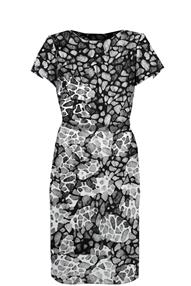 STI Jenina Dress Black