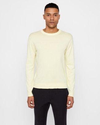 J.Lindeberg Niklas Knitted Sweater Yellow