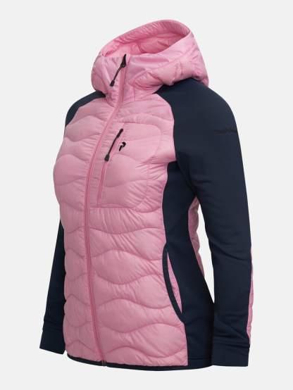 Peak Performance Helium Hood Jacket Pink