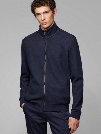 Hugo Boss Zcover sweater jacket