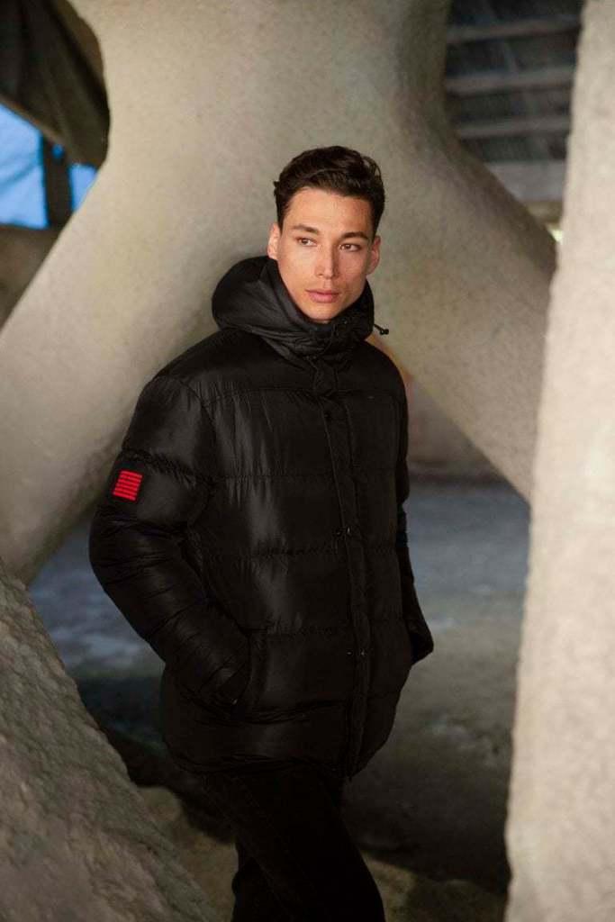 Billebeino puffer jacket