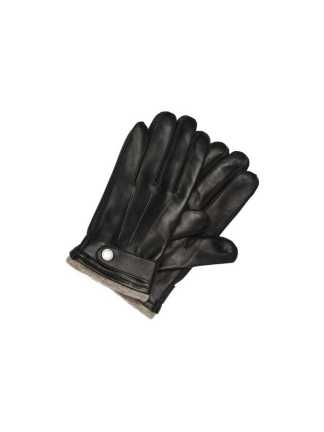 Selected Tim leather gloves