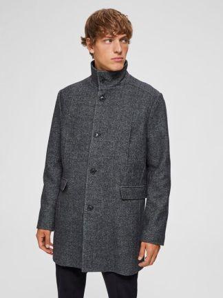 Selected Mosto wool jacket