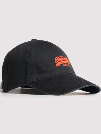 Superdry cotton cap