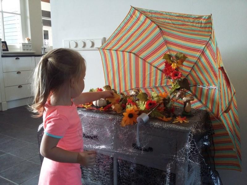 herfsttafel maken