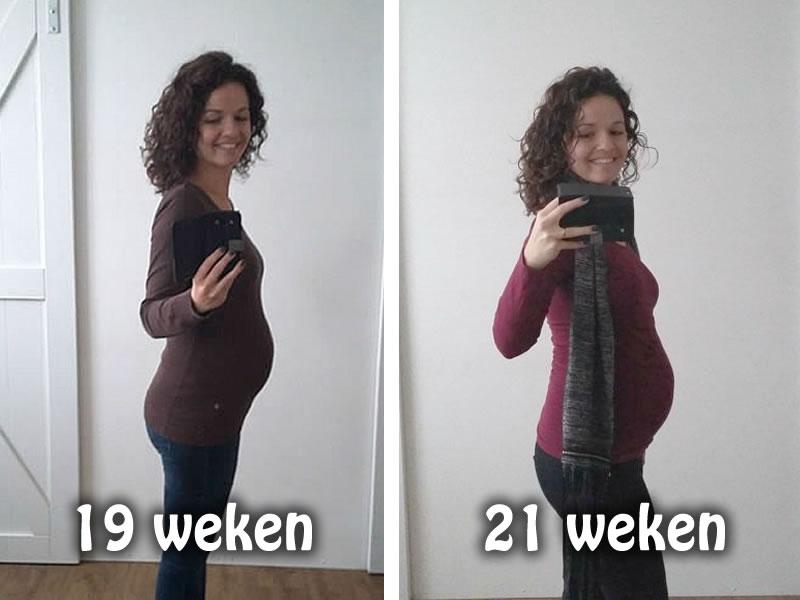 Mijn Zwangerschap In Buikfoto S Aukjeswereld
