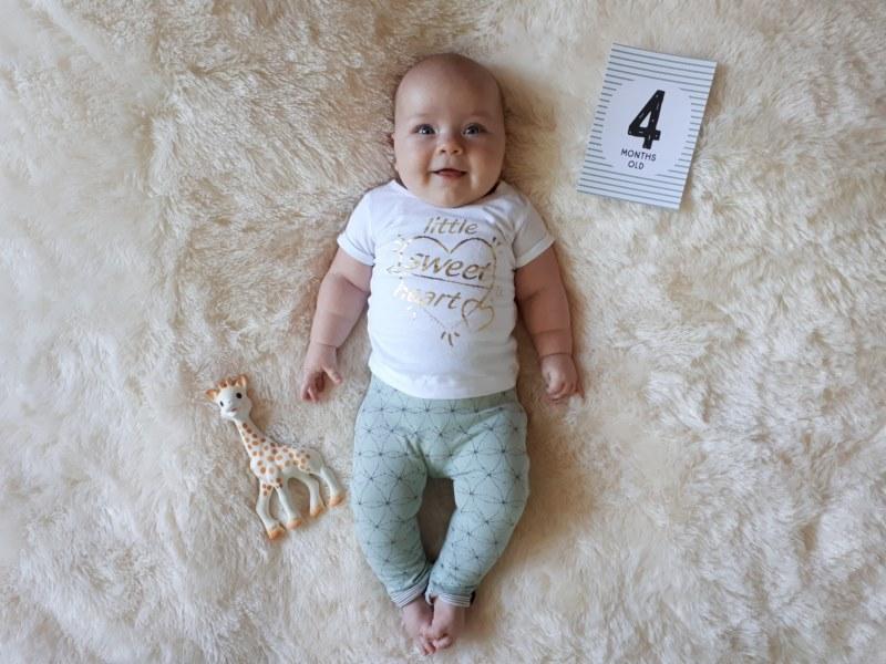 babyvoeding 4 maanden