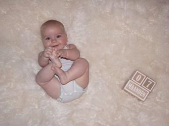 baby 7 maanden