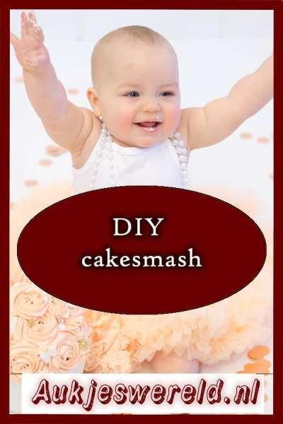 diy cakesmash