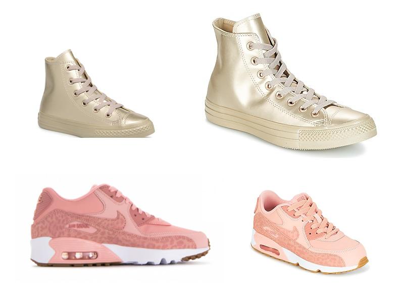 6x sneakers voor moeder en dochter * | Aukjeswereld