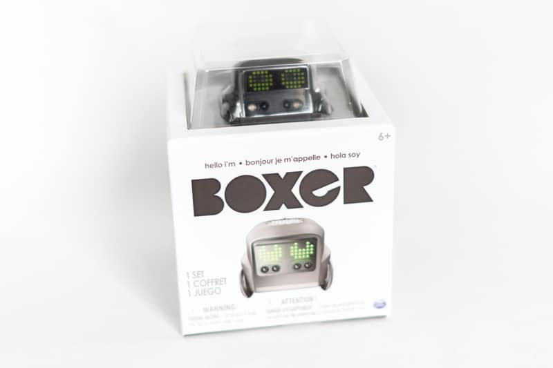boxer robot