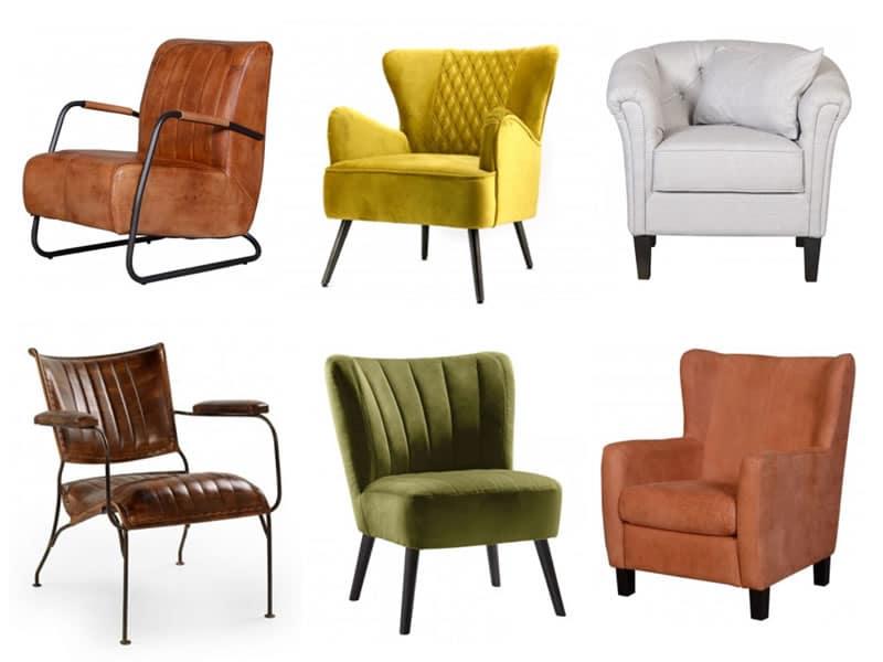 nieuwe fauteuil