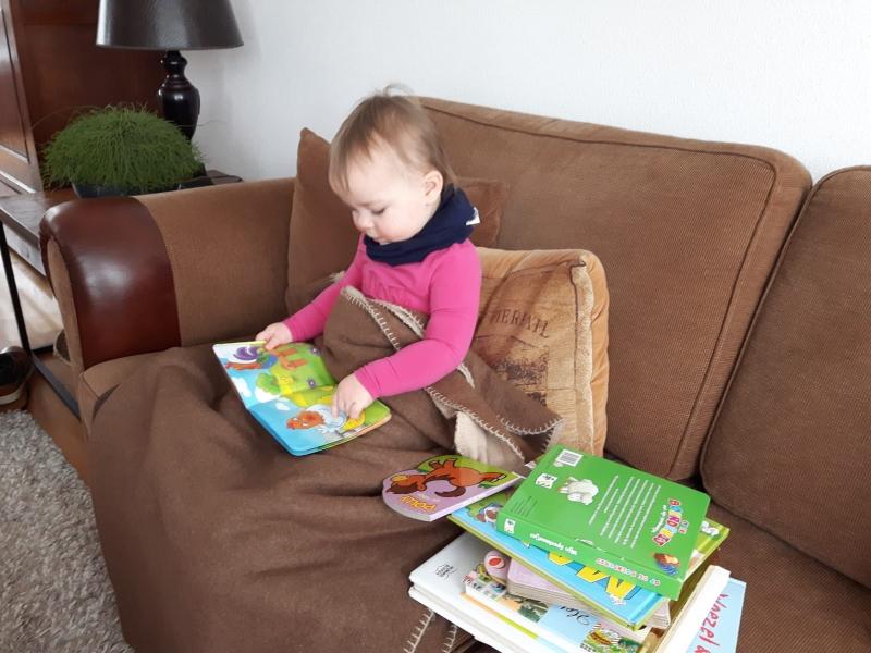 boekje lezen dreumes