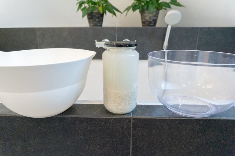 rijstwater
