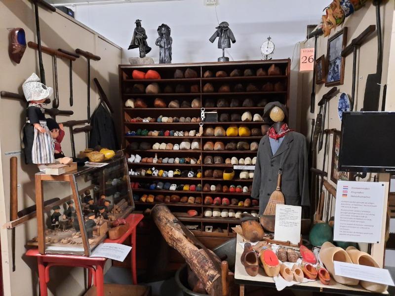 oude ambachten en speelgoed museum