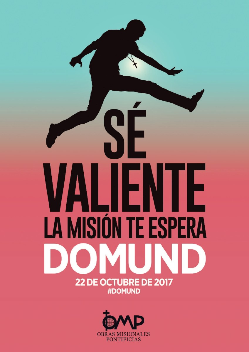 Domund 2017 Vídeo y Materiales