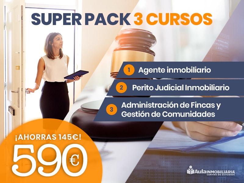 Super Pack 3 cursos