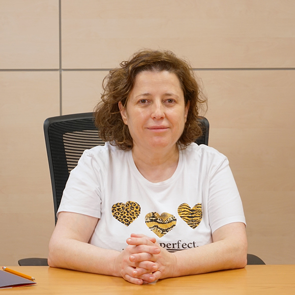 Doña Olga Morcillo López
