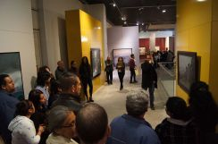 """Se-inaugura-exposición-de-la-Primera-Bienal-de-Pintura-""""Luis-Nishizawa""""-en-el-CCMB-2"""