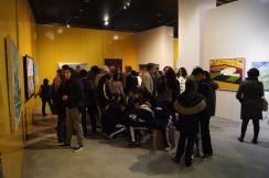 """Se-inaugura-exposición-de-la-Primera-Bienal-de-Pintura-""""Luis-Nishizawa""""-en-el-CCMB-3"""