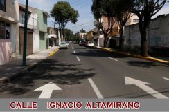 Calle Altamirano