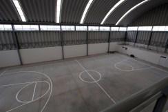Construye gobierno estatal gimnasio multidisciplinario en el centro regional para talentos deportivos de Tonanitla 3