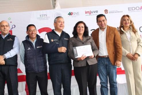 Encuentran cerca de 10 mil mexiquenses trabajo formal en ferias del empleo 1