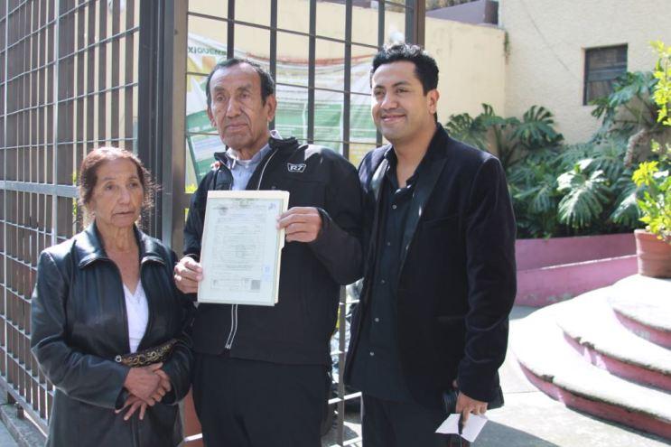 Garantiza Registro Civil derecho a la identidad de adultos mayores 4