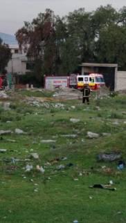 Se registra otra fuga de gas en Ecatepec 4