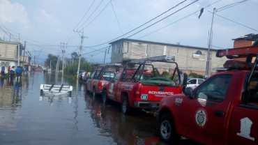 Apoya Toluca en labores de limpieza en el municipio de San Mateo Atenco (1)