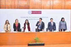 Vigilará Comisión Legislativa de Desarrollo Social el buen destino de los Programas Sociales