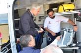 Entrega Alfredo del Mazo nuevas ambulancias al ISSEMYM para brindar mejores servicios de salud a sus derechohabientes 11