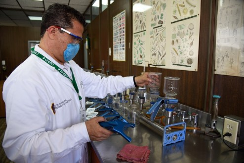 Garantiza CAEM la calidad del agua que consumen los mexiquenses 1