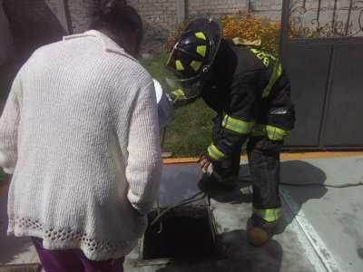 Mantiene Toluca servicio preventivo contra incendio por derrame de hidrocarburo en la zona norte (2)
