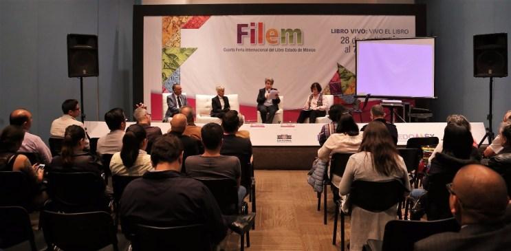 Presenta CEAPE obras del FOEM durante la FILEM 2018 1
